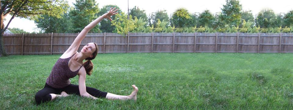 Lorien Nemec yoga instructor Baltimore, MD